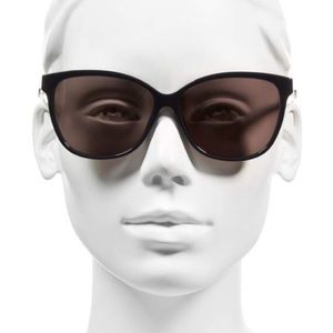 Dior Confident 2 Sunglasses Gold/Black 57mm